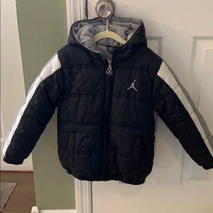 Boys Air Jordan Puffer Coat